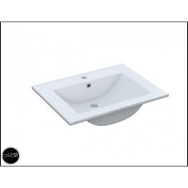 Lavabo baño 60x45 cms ref-56