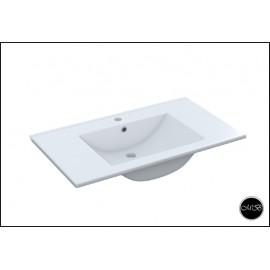 Lavabo baño 80x45 cms ref-58