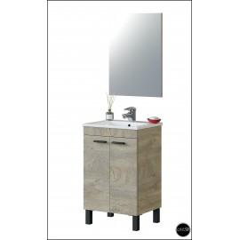 Mueble de baño Ref-53