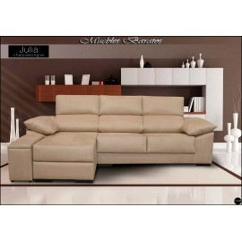 Sofa con chaiselongue alta gama en medidas 240 y 280 cms ref-03