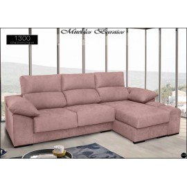 Chaiselongue en medidas 240 y 280 cms ref-04