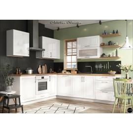 Modulos para cocinas color blanco ref-11