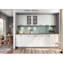 Modulos para cocinas color blanco ref-14
