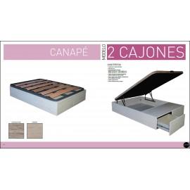 Canape Abatible COLORES Y  MEDIDAS VARIADAS ref-04