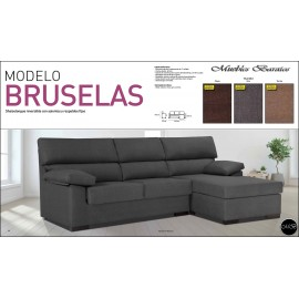Chaiselongue en oferta ref-21B 240 cms