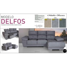 Chaiselongue en oferta ref-23 255 cms