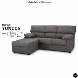 Chaiselongue en oferta ref-01 192 cms