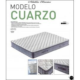 Colchon Muelles Ensacados 150x190 cms ref-02