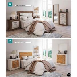 Dormitorio matrimonio al gusto ref-05