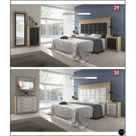 Dormitorio matrimonio al gusto ref-02