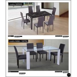 Conjunto mesa sillas ref-03