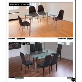 Conjunto mesa sillas ref-04