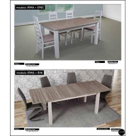Conjunto mesa sillas ref-09