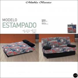 Sofa cama en oferta ref-11