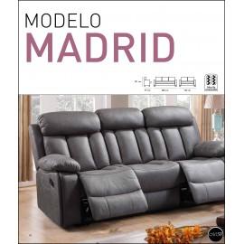 Sofa dos o tres plazas relax ref-01