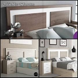 Cabeceros cama ref-58