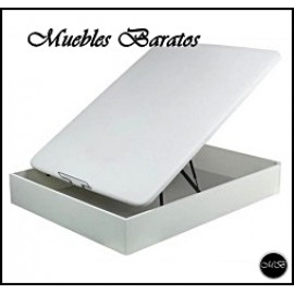 Canape abatible TODAS LAS MEDIDAS color blanco ref-52