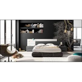 Dormitorio matrimonio composición ref-47