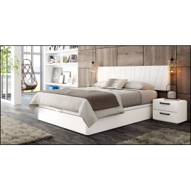 Dormitorio matrimonio composición ref-48