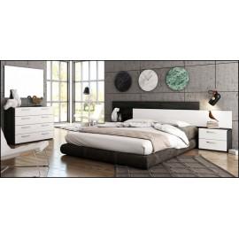 Dormitorio matrimonio composición ref-59