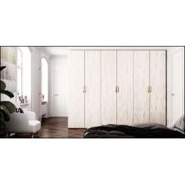 Dormitorio matrimonio composición ref-65