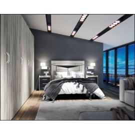 Dormitorio matrimonio composición ref-69
