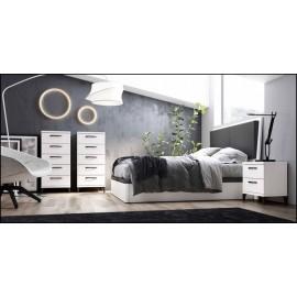 Dormitorio matrimonio composición ref-72