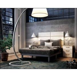 Dormitorio matrimonio composición ref-74