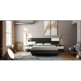 Dormitorio matrimonio composición ref-75