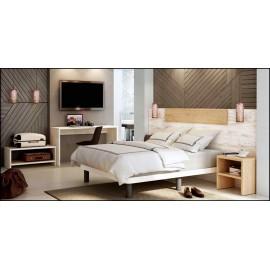 Dormitorio matrimonio composición ref-80
