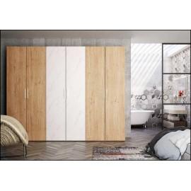 Dormitorio matrimonio composición ref-70