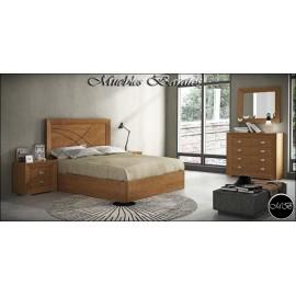Dormitorio matrimonio completo ref-104