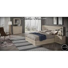 Dormitorio matrimonio completo ref-106