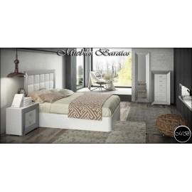 Dormitorio matrimonio completo ref-108
