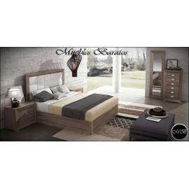 Dormitorio matrimonio completo ref-109