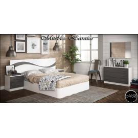 Dormitorio matrimonio completo ref-65