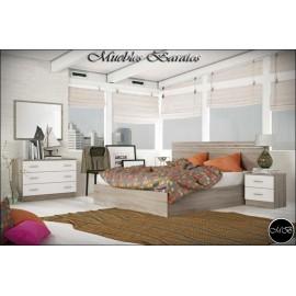 Dormitorio matrimonio completo ref-66