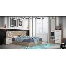 Dormitorio matrimonio completo ref-70