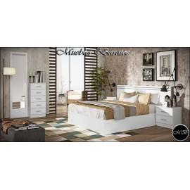 Dormitorio matrimonio completo ref-71