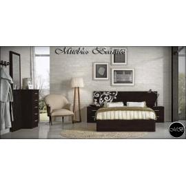 Dormitorio matrimonio completo ref-72