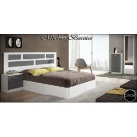 Dormitorio matrimonio completo ref-75