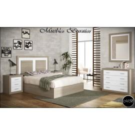 Dormitorio matrimonio completo ref-77