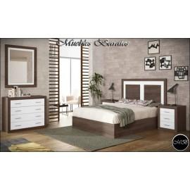 Dormitorio matrimonio completo ref-78