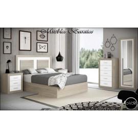 Dormitorio matrimonio completo ref-80