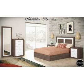 Dormitorio matrimonio completo ref-82
