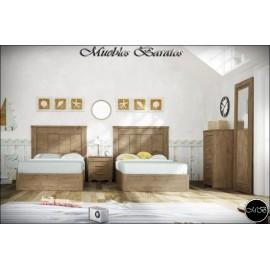 Dormitorio matrimonio completo ref-85