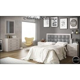 Dormitorio matrimonio completo ref-87