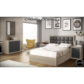 Dormitorio matrimonio completo ref-88