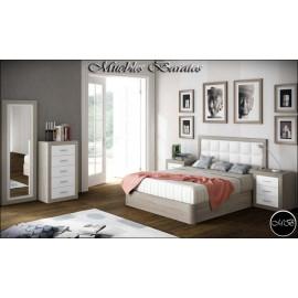 Dormitorio matrimonio completo ref-89