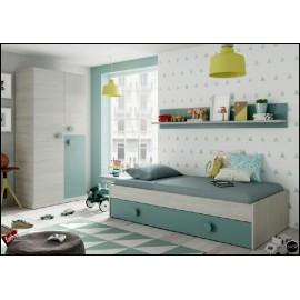 Dormitorio juvenil Liquidación al gusto ref-66